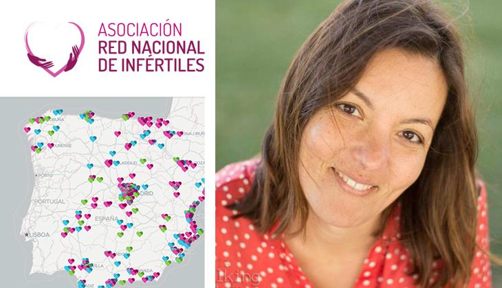Entrevista a Helena Fernández, presidenta de la Asociación Red Nacional de Infértiles